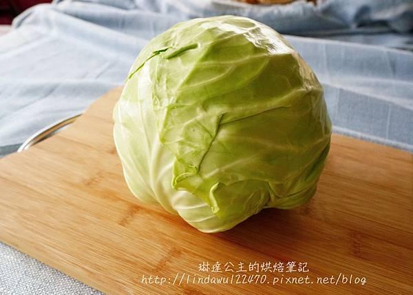 高麗菜韭菜水餃1