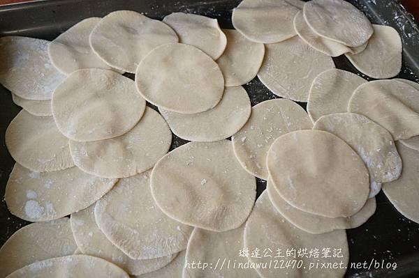 高麗菜韭菜水餃12