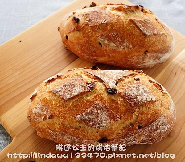 鄉村蔓越莓麵包14