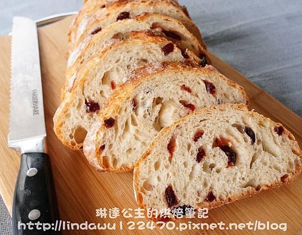 鄉村蔓越莓麵包18