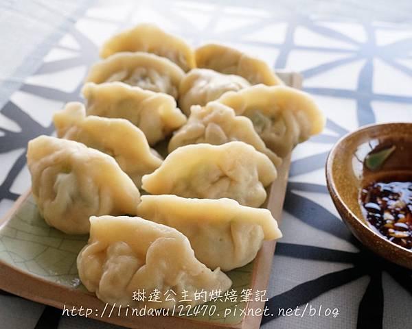 高麗菜韭菜水餃16