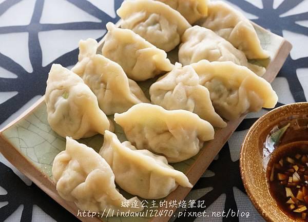 高麗菜韭菜水餃15