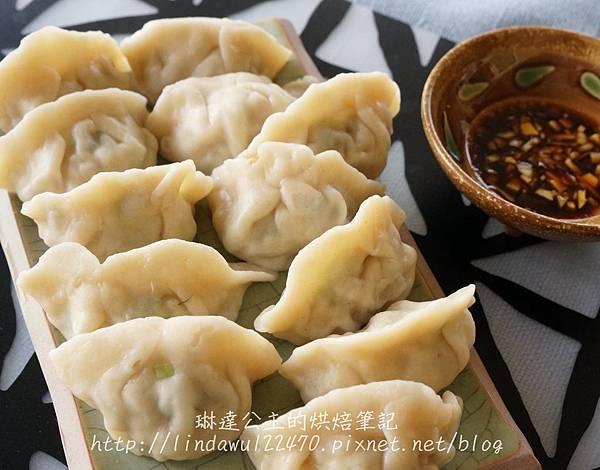 高麗菜韭菜水餃14