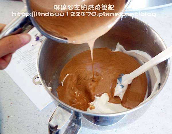 巧克力棉花蛋糕7