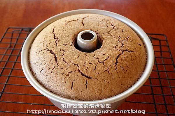 巧克力棉花蛋糕11