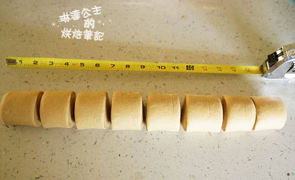 黑糖老麵饅頭 6