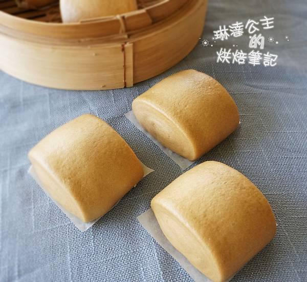 黑糖老麵饅頭 12