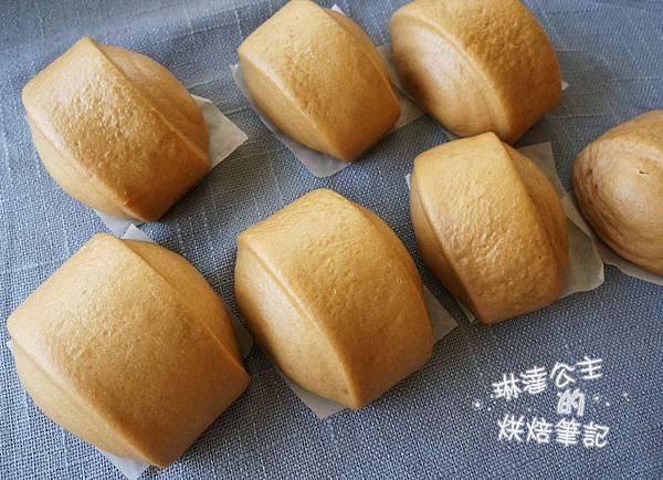 黑糖老麵饅頭 10