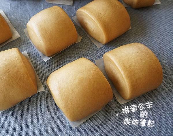 黑糖老麵饅頭 11