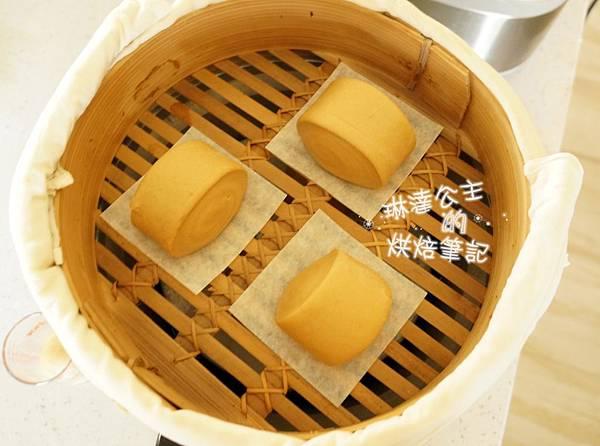 黑糖老麵饅頭 9