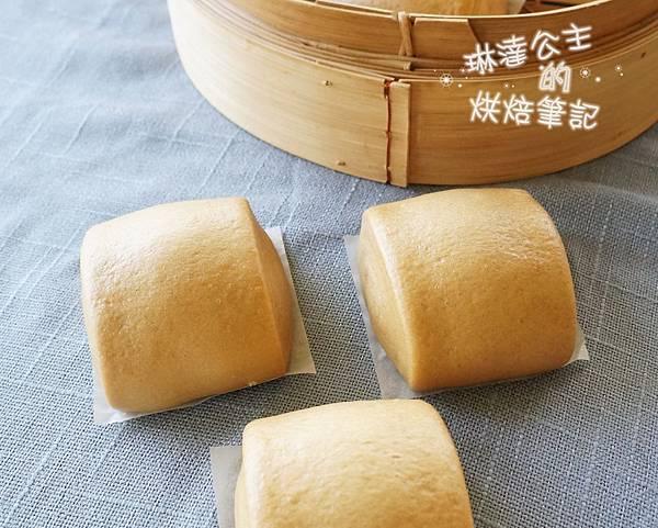 黑糖老麵饅頭 13