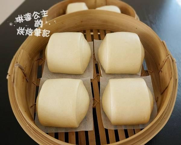 鮮奶饅頭(中種法)7