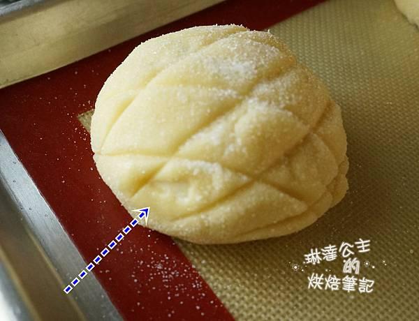 日式菠蘿麵包16
