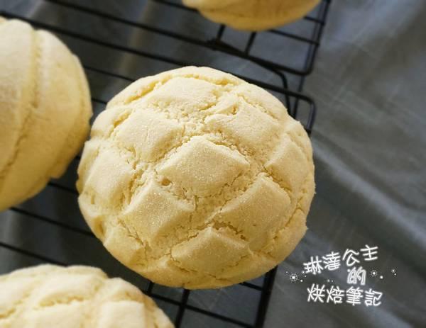 日式菠蘿麵包21