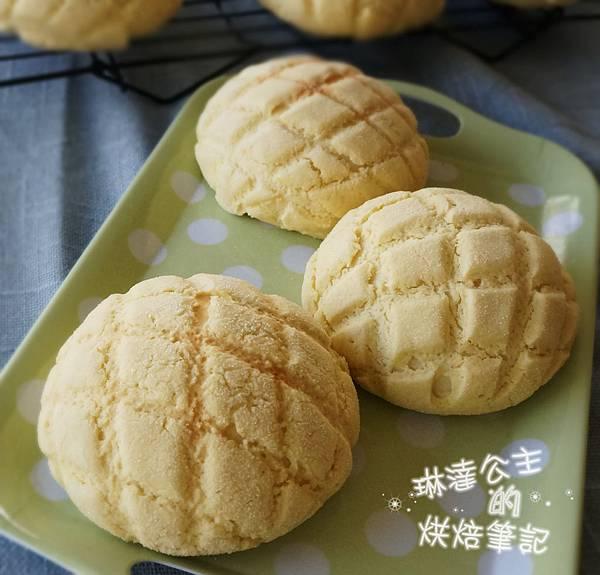 日式菠蘿麵包19