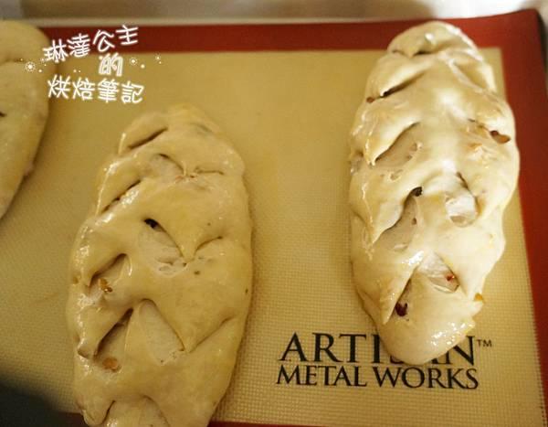 核桃葡萄麵包 10