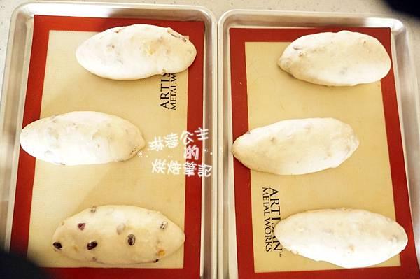 核桃葡萄麵包 9