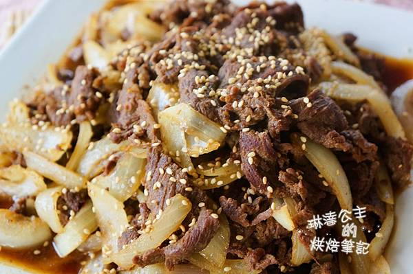 韓式燒肉飯 15