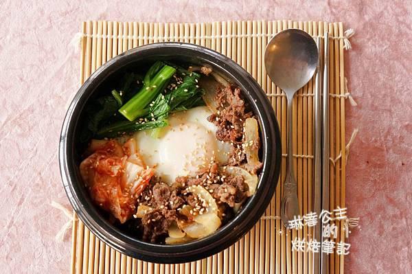 韓式燒肉飯 13