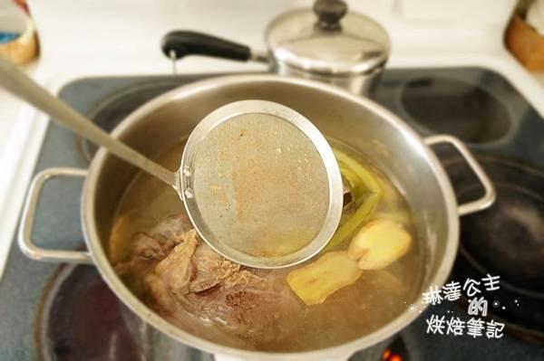 紅燒牛肉麵 4