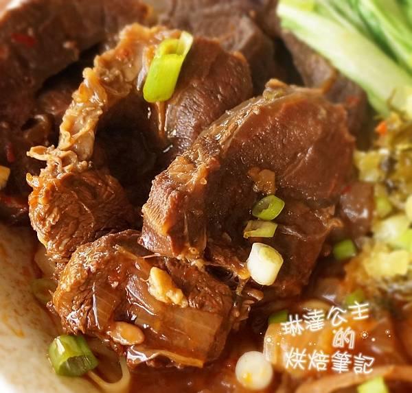 紅燒牛肉麵 11