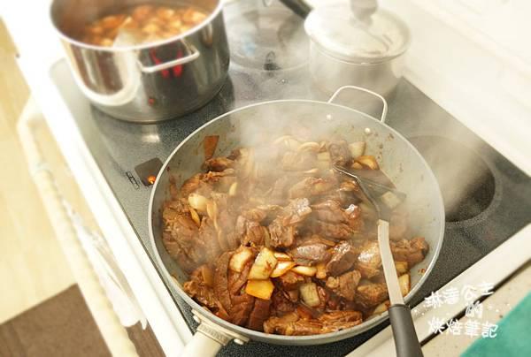 紅燒牛肉麵 7
