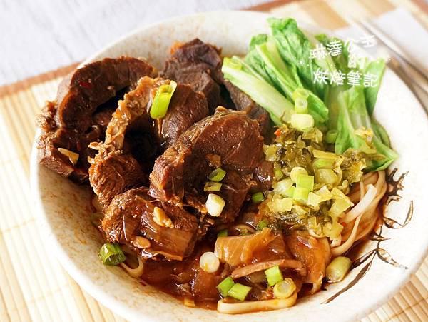 紅燒牛肉麵 9