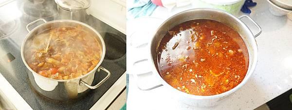 紅燒牛肉麵 8