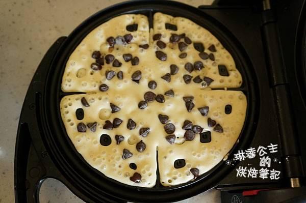 紅豆鬆餅 13