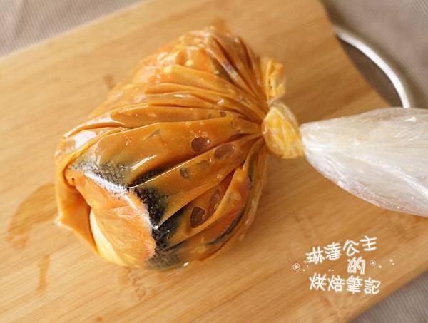 味噌烤魚 4