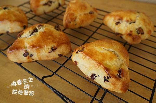蔓越莓司康 7