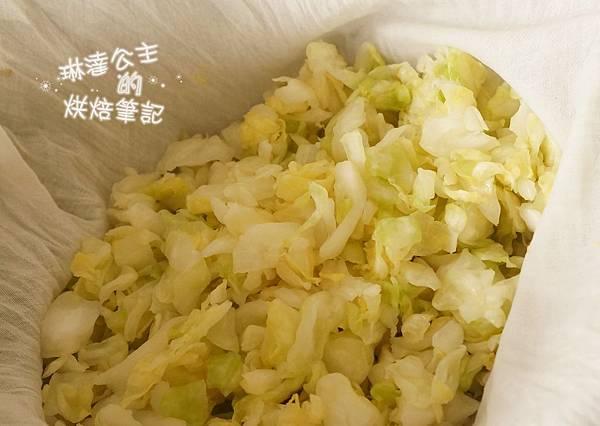 高麗菜葉形包 6