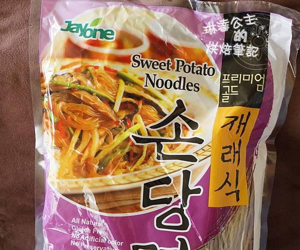 韓式炒冬粉 1