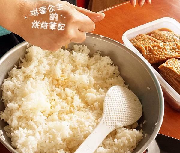 豆皮壽司 3