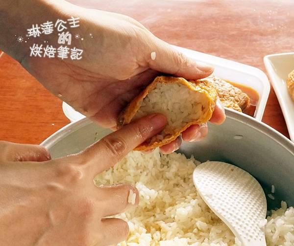 豆皮壽司 5