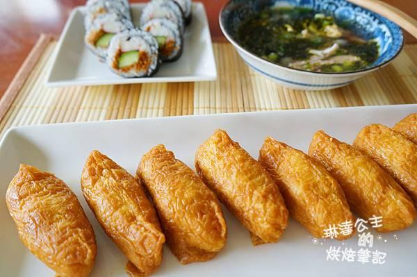 豆皮壽司 13