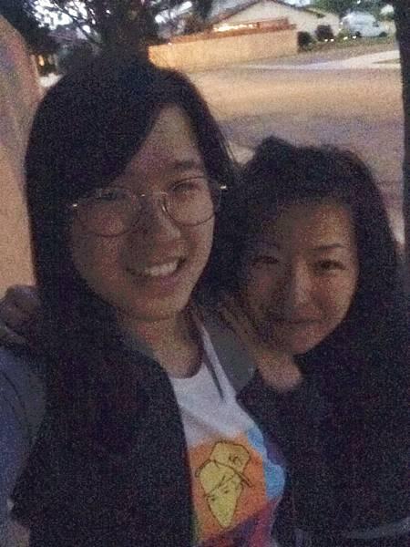 2015-6-12和jasmine散步 1
