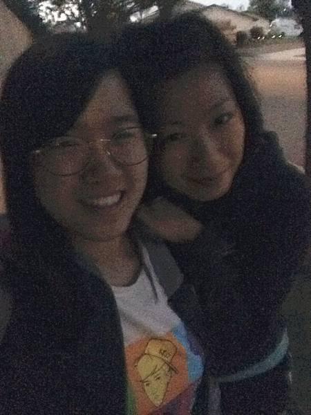 2015-6-12和jasmine散步 2
