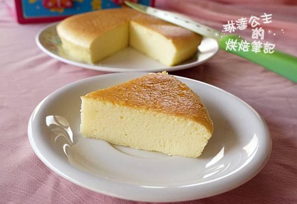 輕乳酪蛋糕 9