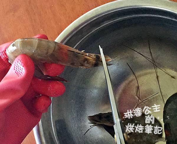 茄汁蝦 2