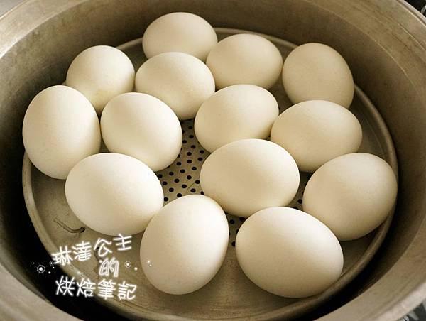 白煮蛋 1