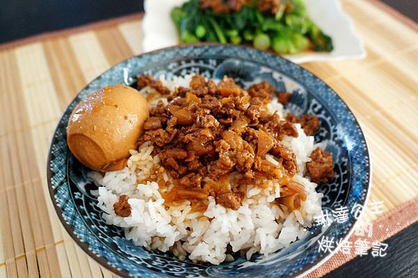 滷肉飯 7
