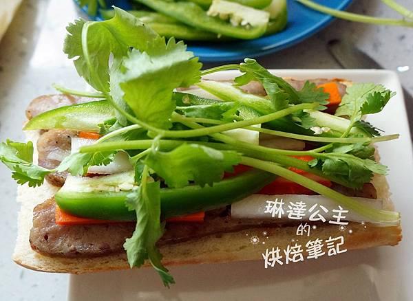 越式三明治 12