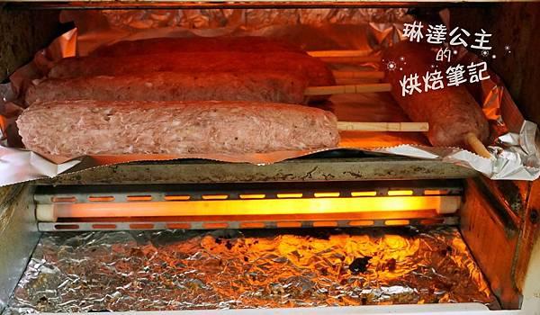 越南燒豬肉Nem Nuong 9