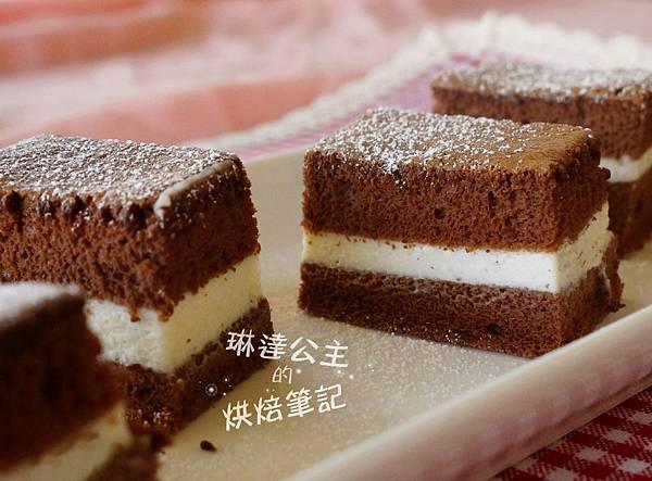黑美人乳酪蛋糕 2