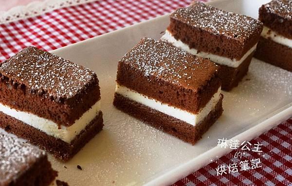 黑美人乳酪蛋糕 1