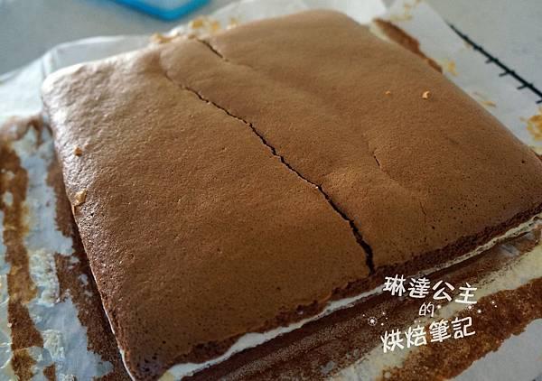 黑美人乳酪蛋糕 8