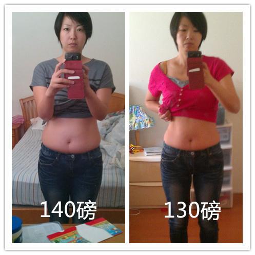 減肥26天