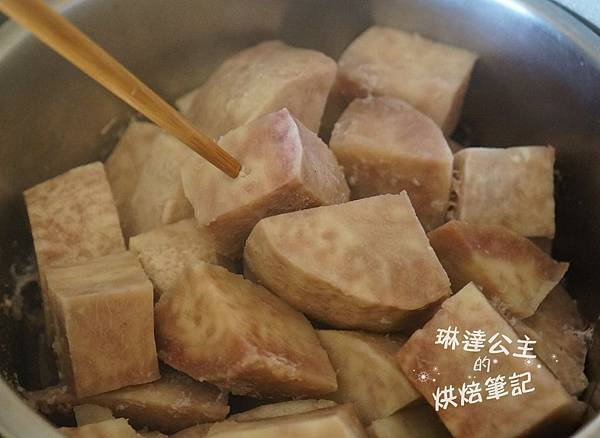 芋泥吐司 1