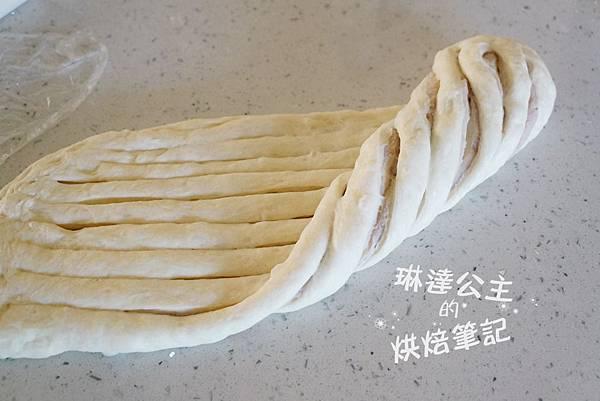 芋泥吐司 7